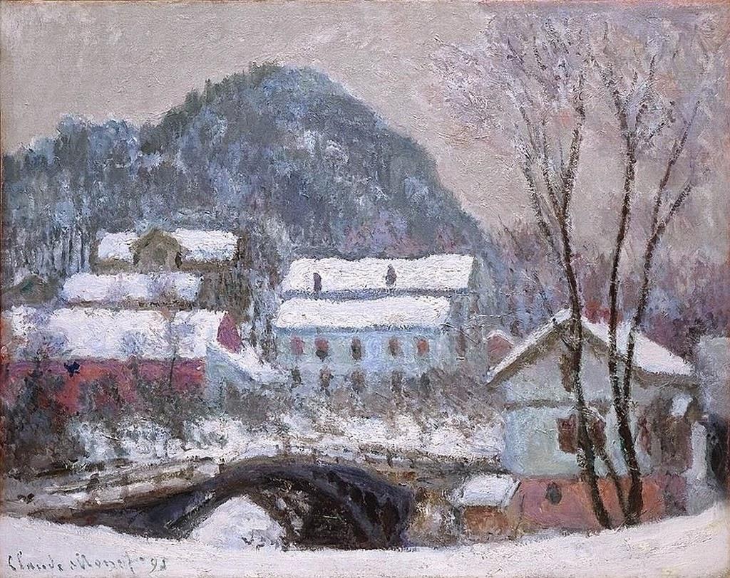 L'inverno ...e la magia dell'arte(2).