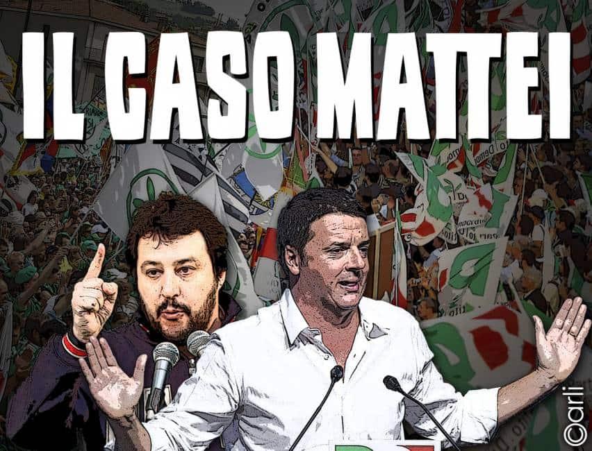 E IN QUESTO MARASMA POLITICO:Renzi e il Pd sono dentro un limbo, da cui potranno uscire con un coraggioso passo in avanti o con un clamoroso balzo all'indietro.