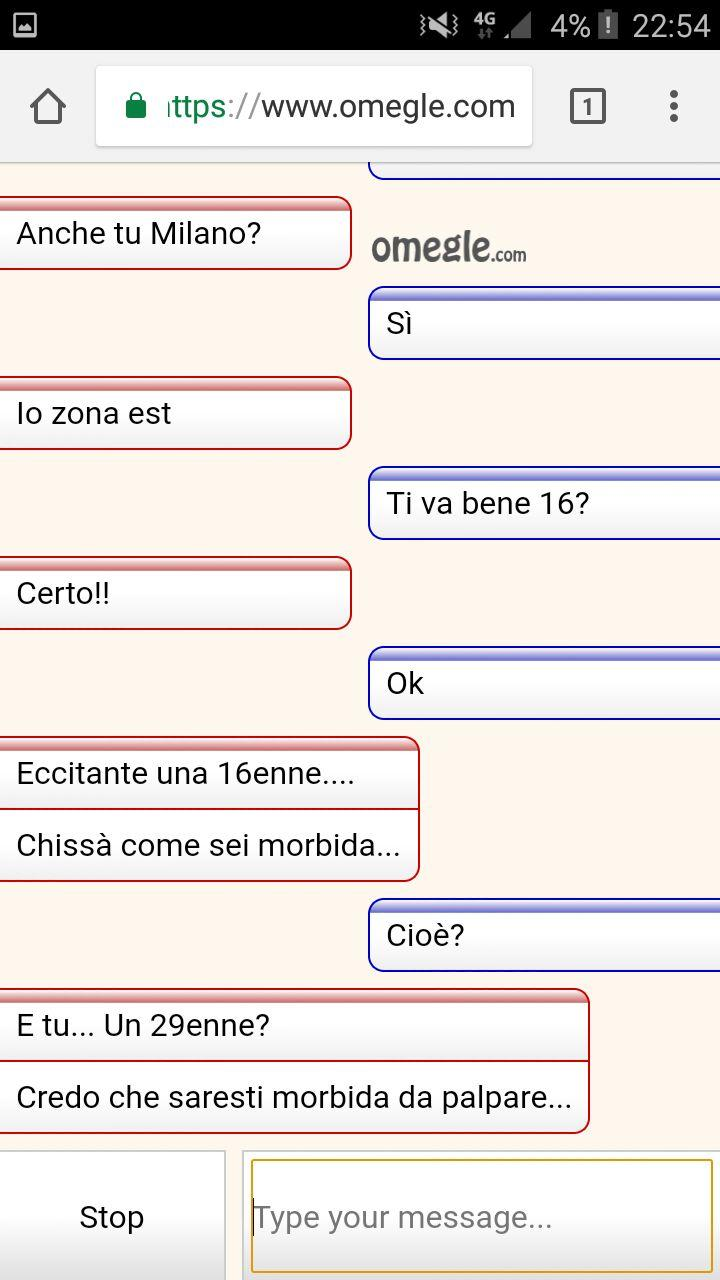 Pedofili in agguato su Omegle, la chat senza regole per fare sexting