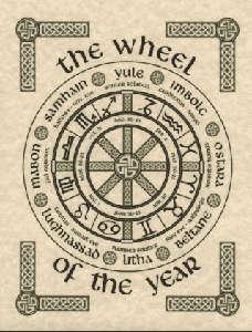 Calendario Esoterico.Calendario Delle Feste Esoteriche Su Streghecattive