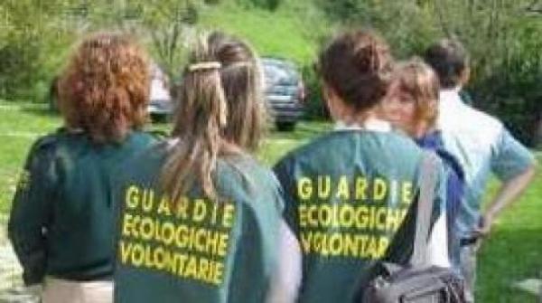 Guardie Ecologiche Volontarie - Servizio volontario di Vigilanza Ecologica ancora fermo.