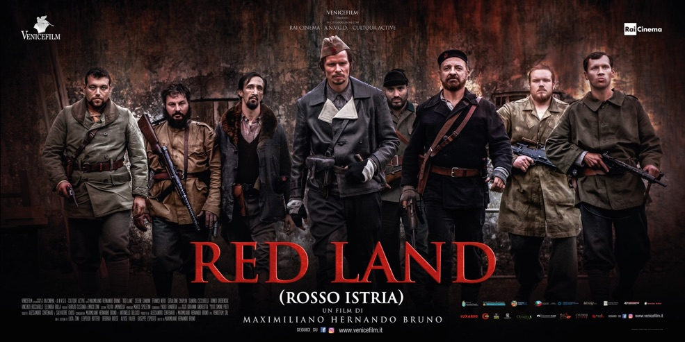 RED LAND - ROSSO ISTRIA