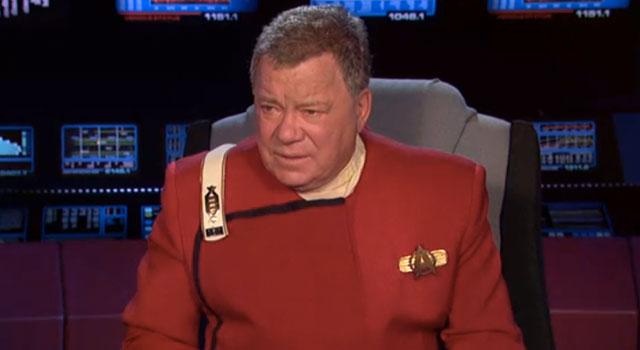Star Trek Beyond: l'originale capitano Kirk non ci sarà